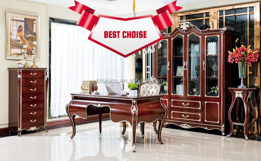Bisini muebles de oficina de lujo italiano de muebles de oficina en casa dubai muebles de Marlin home furniture dubai