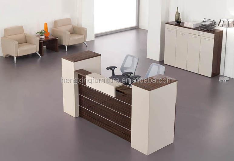 Modern Reception Table Design Office Reception Desk Hx Rt14005 View