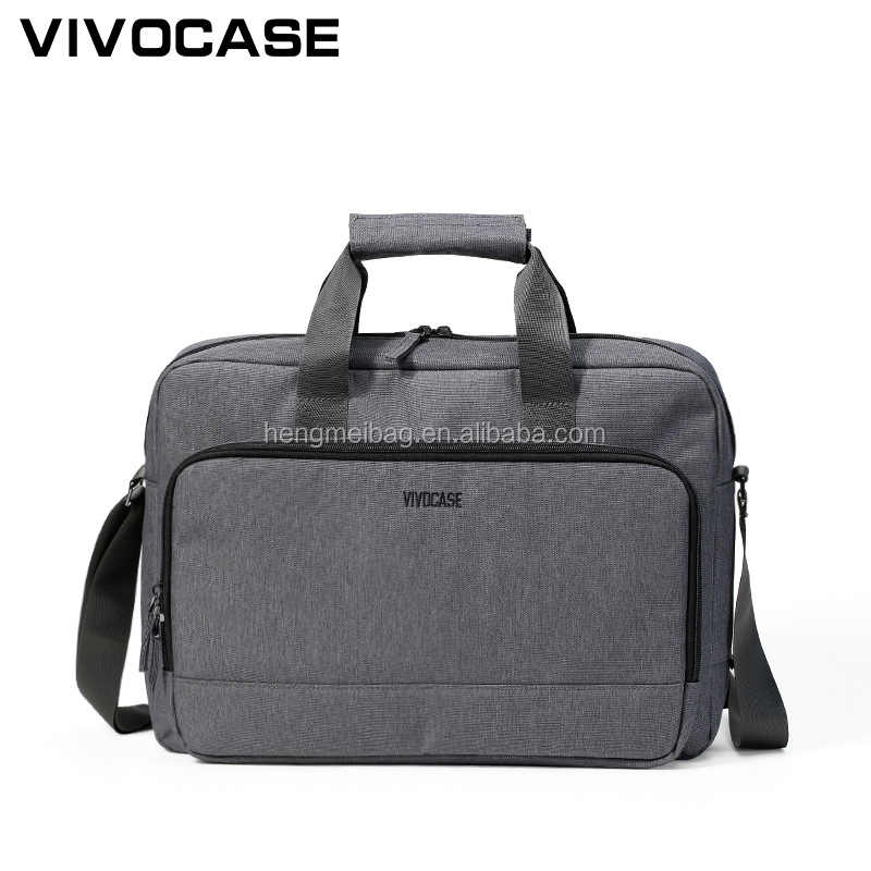 High Quality Fashion Canvas Computer bag College Student Laptop bag
