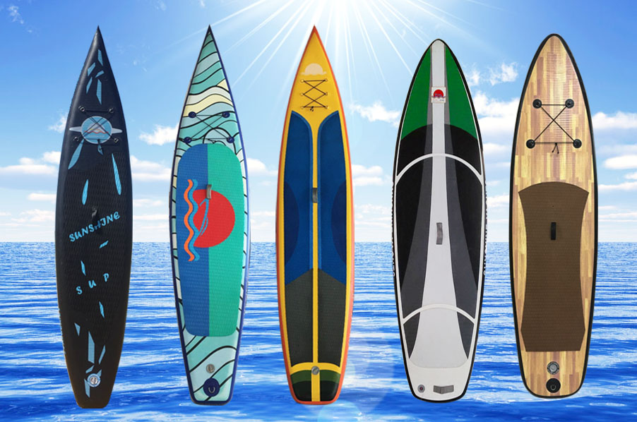 Hot Sale Inflatable SUP Cheap Stand UP Paddle Boards China Manufacturer