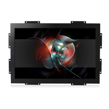 19 inch wide screen high brightness 1000 nits touch monitor for kiosk