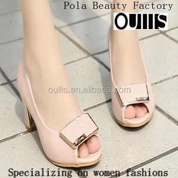 2016 Beautiful Design Y Las Office Shoes Pm3871