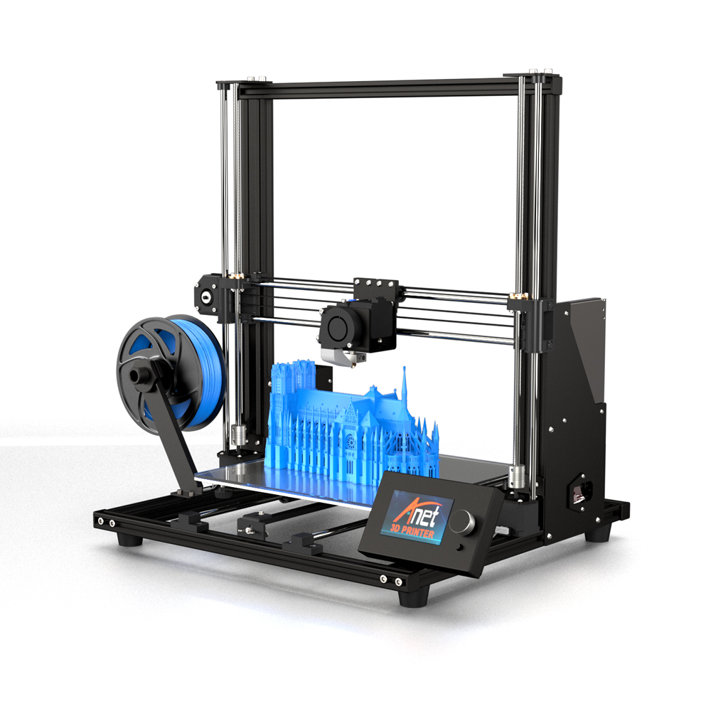 Factory wholesale anet a8 impressora 3d fast speed prusa - Where can i buy a 3d printed house ...