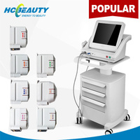 OEM manufacturer korea high intensity focused ultrasound hifu rejuvenation machine