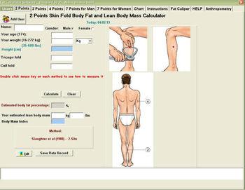 Army body fat calculator htq.