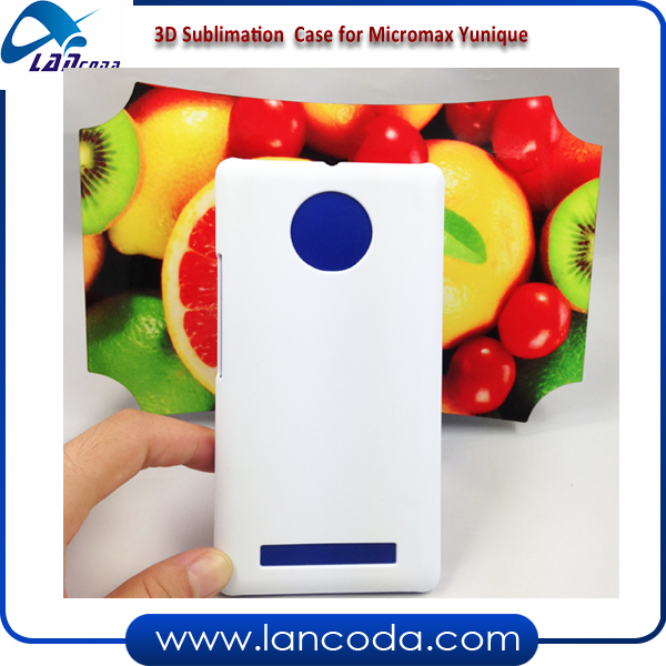more photos 76624 e08eb Diy Personalised Case 3d Sublimation Phone Cover For Micromax Yu Yunique -  Buy 3d Sublimation Phone Cover,Sublimate Blank Case,Sublimation Blanks ...