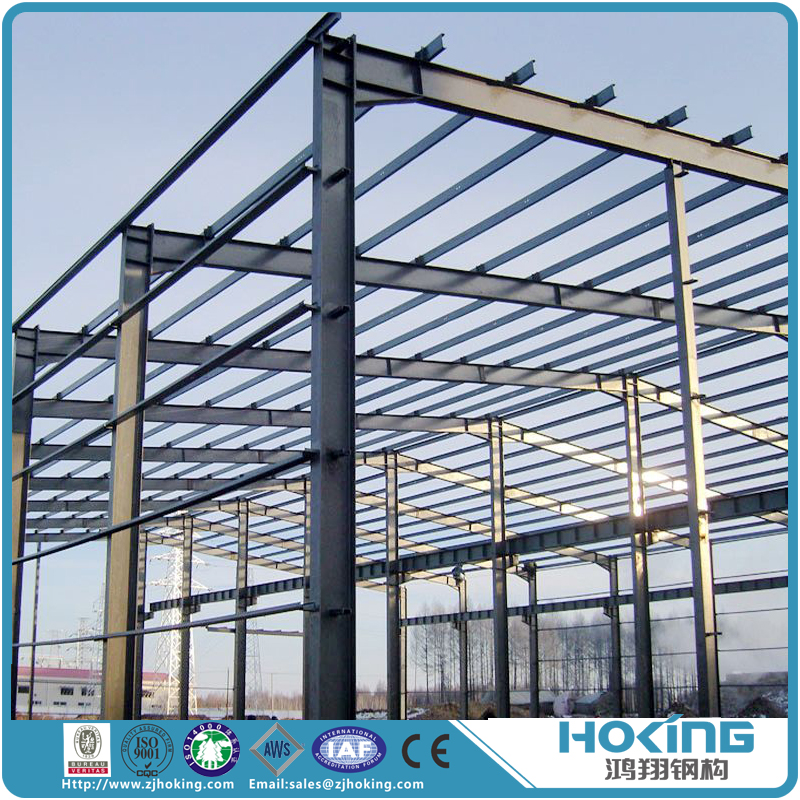 High Rise Hotel Building Of Steel Structure