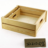 most popular custom new design fruit cheap wooden crates wholesale