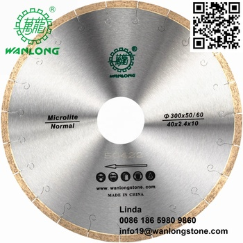 Different Shapes Diamond marble blade for decoration marble tile stone line cutter marble cutting blade