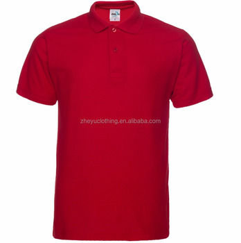 21S promotional 180g 100%cotton corporate stuff office polo shirt
