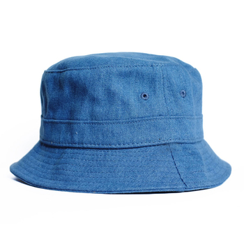 72700da83b5 Summer Hat For Men Wholesale Blue Denim Sun Hats Jean Bucket ...