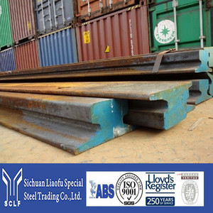 Hot Sales Good Price Used Steel Rail For A Series Of Sizes