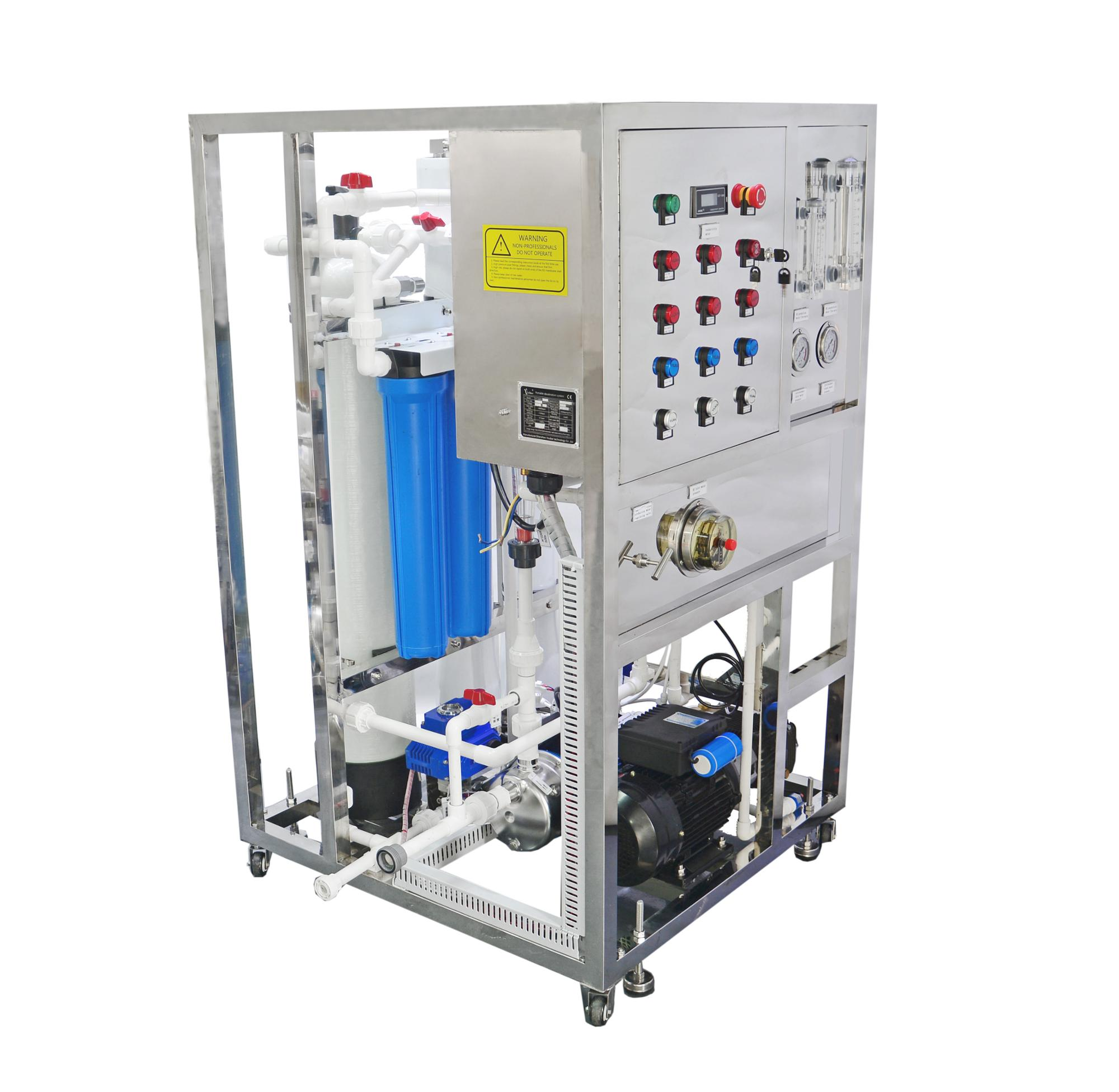 250L hour used for outdoor boats drinking water sea water