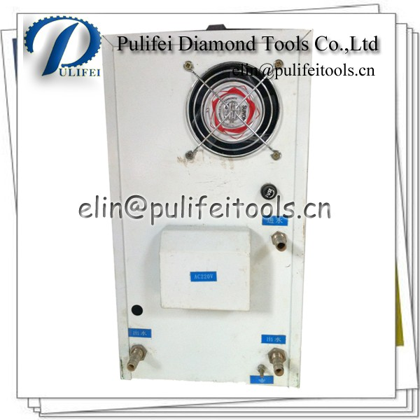 Semi Automatic High Frequency Induction Brazing Machine