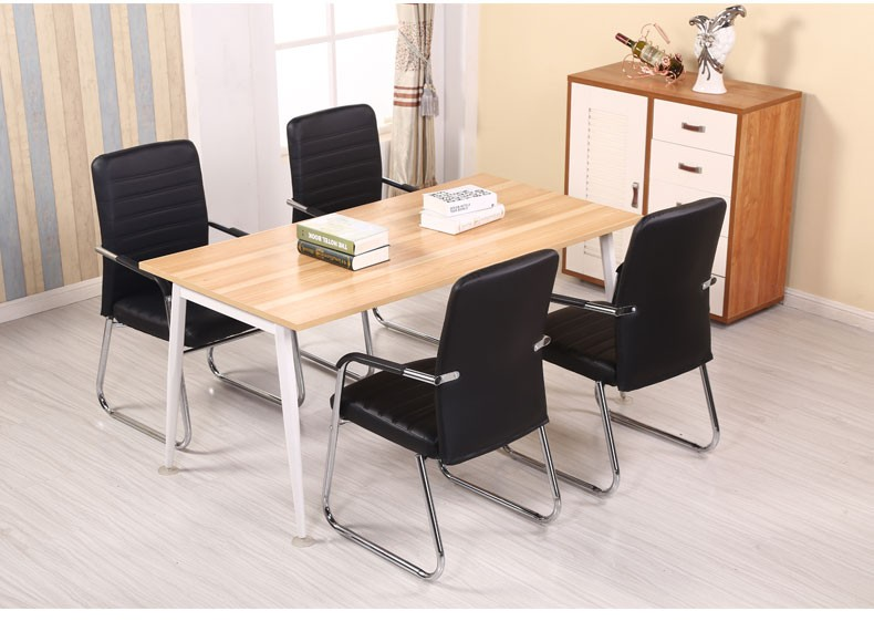 wholesale price high quality cheap leather meeting chair