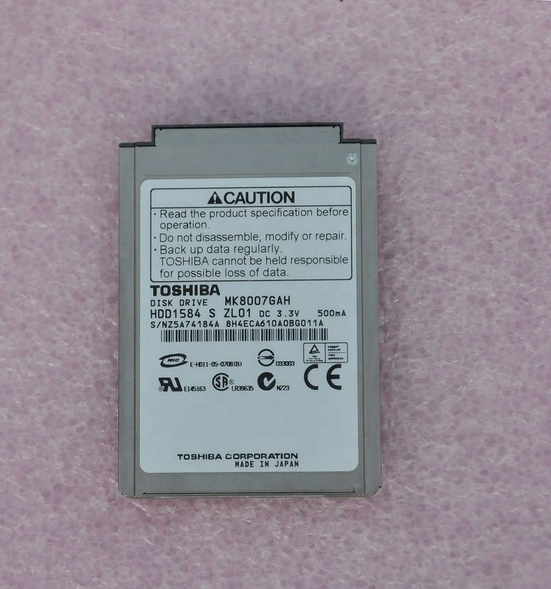 "Toshiba 30GB PATA//IDE//EIDE MK3021GAS 4200RPM 2.5/"" Hard Drive For IBM Laptop"