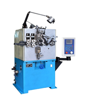 High Speed CNC Coiling Spring making Machine