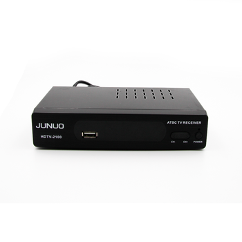 JUNUO factory OEM ATSC Mexico digital tv converter set top box