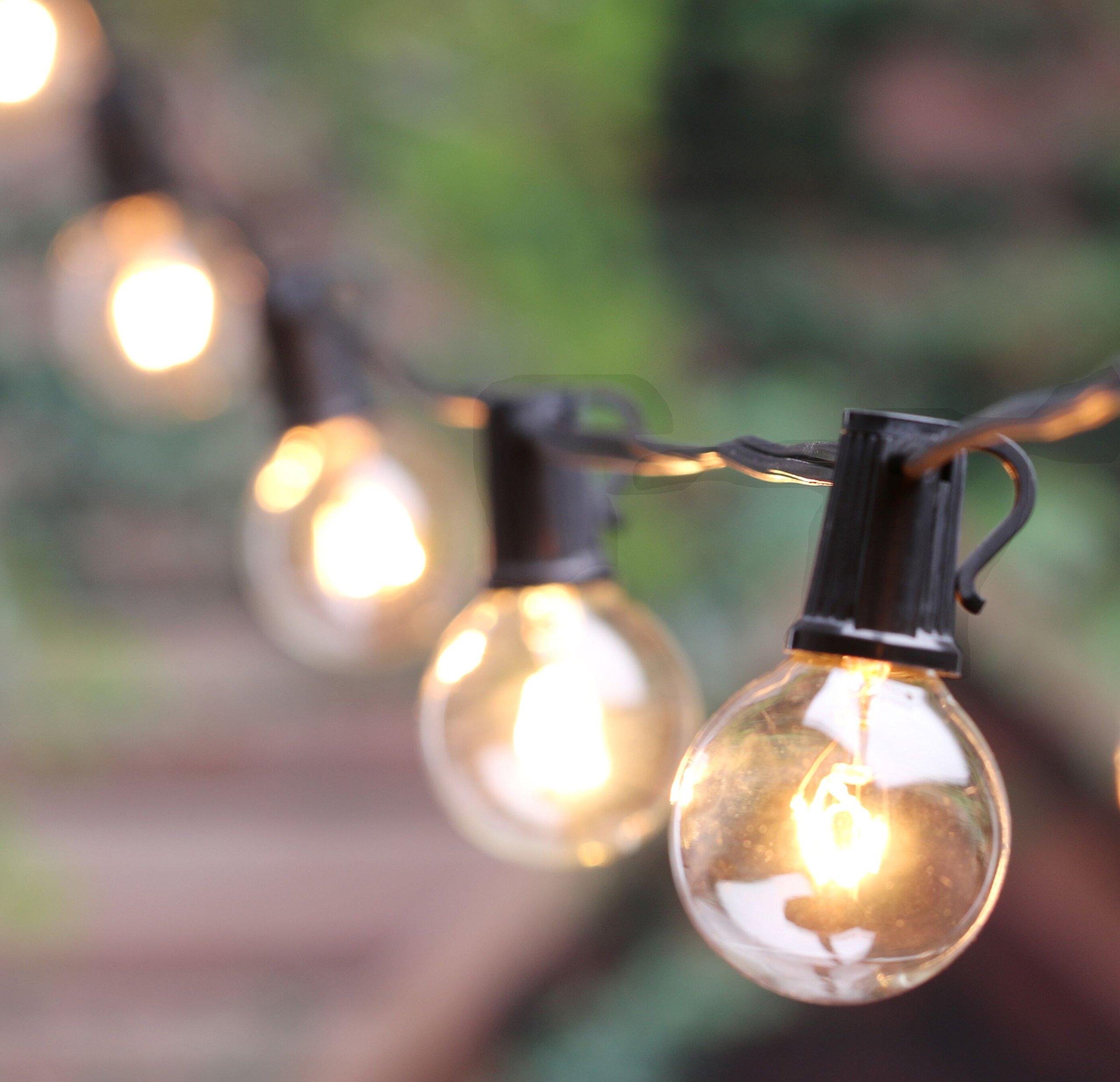 Tiki Hut String Lights Find