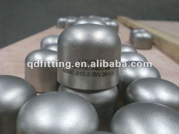 ASTM A182F 316L Stainless Steel Pipe End Cap
