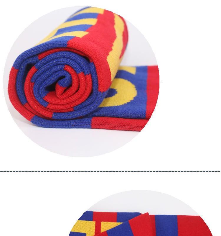 cheap high quality custom soccer scarves buy soccer