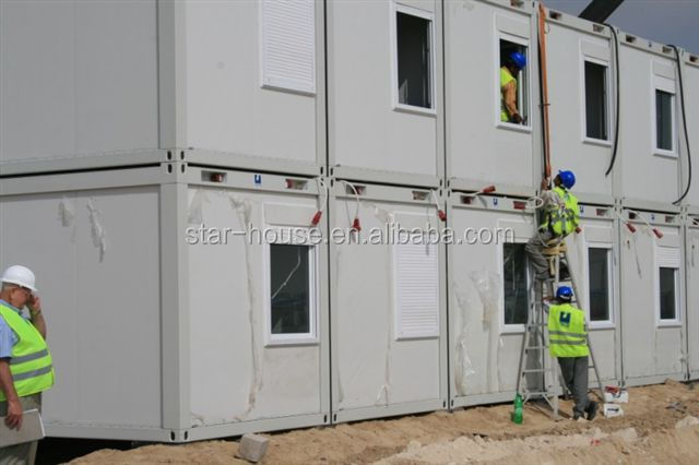 CE/AS/UL standard Container house