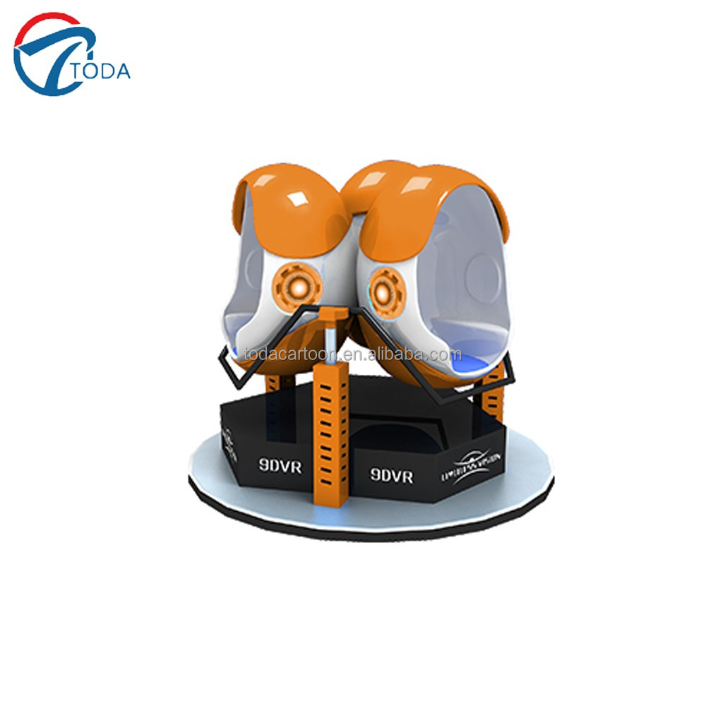 Virtual Reality VR 9D Cinema Factory price 9d vr 3d glasses 3 Seats VR Amusement Game Best quality with electir system