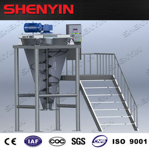 PRICE RIBBON BLENDER For Powder and Fluid | High Quality Mixer Approved by CE&ISO&ISGS&IIAF&ISNAB&CQC
