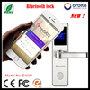Hotel bluetooth cell phone electronic door lock