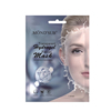 Transparent hydrogel facial mask
