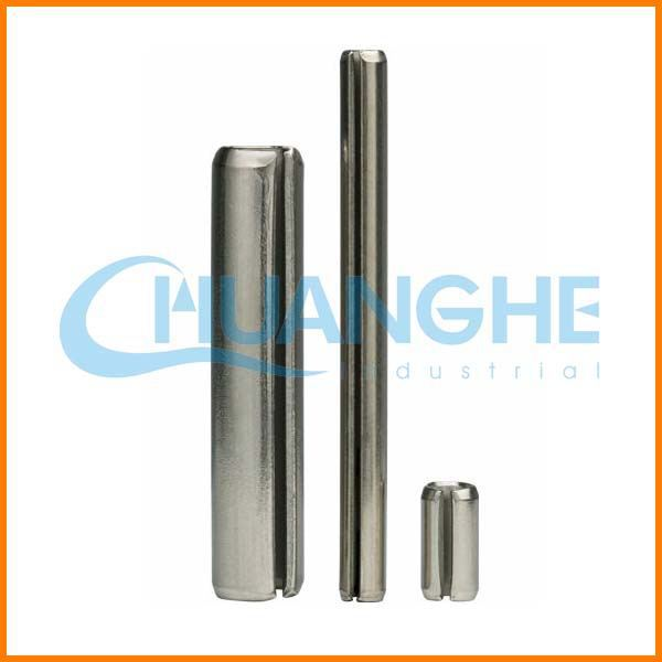 China Supplier Heavy Duty Spring Pin With Serrated Slot