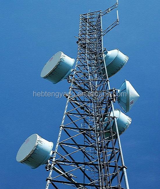 Lowes Microwave Antenna Angle Steel Radio Tower Communication Tower - Buy  Microwave Antenna Radio Tower,Communication Tower,Microwave Antenna Tower