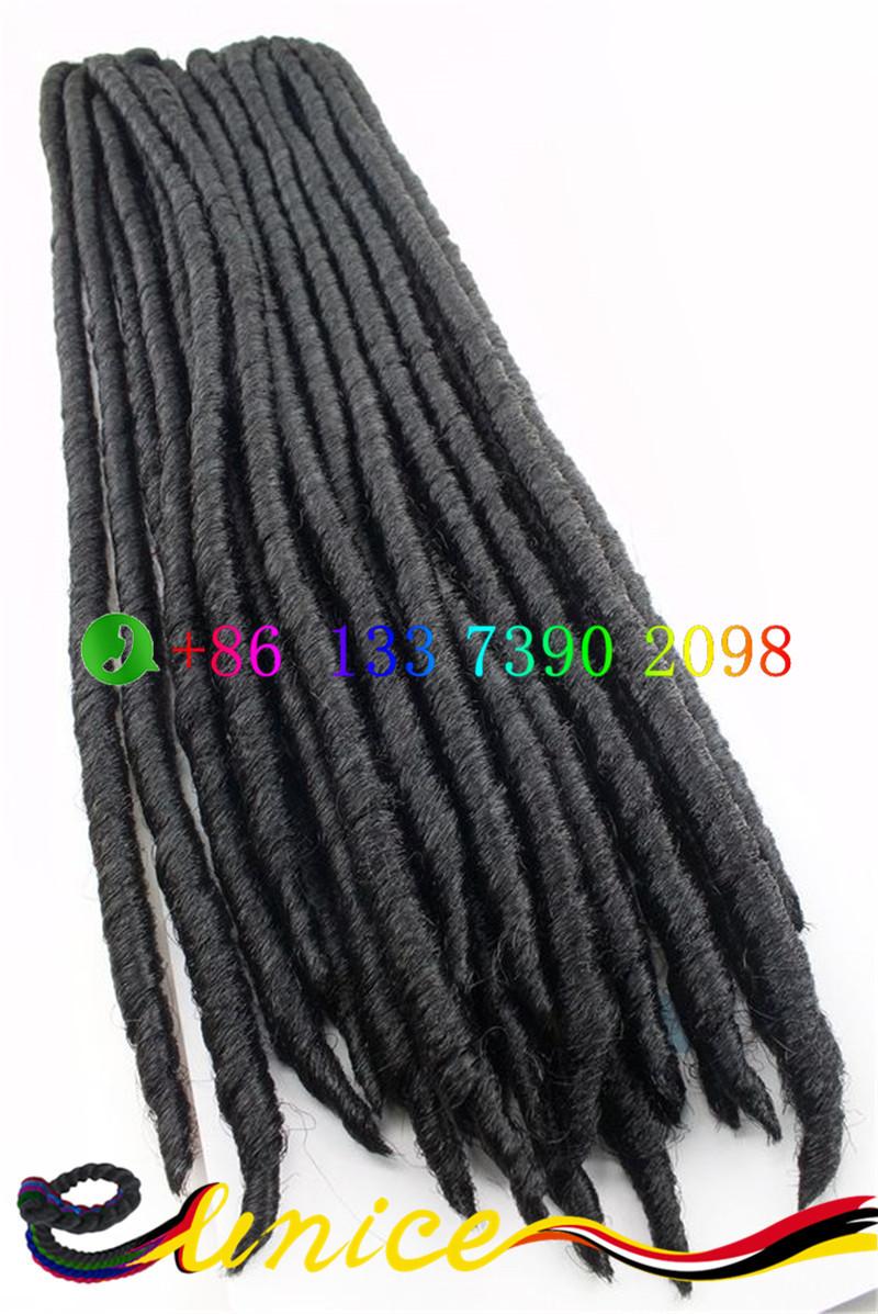 Hairpiece For Black Women 14 Blonde Crochet Braids Synthetic