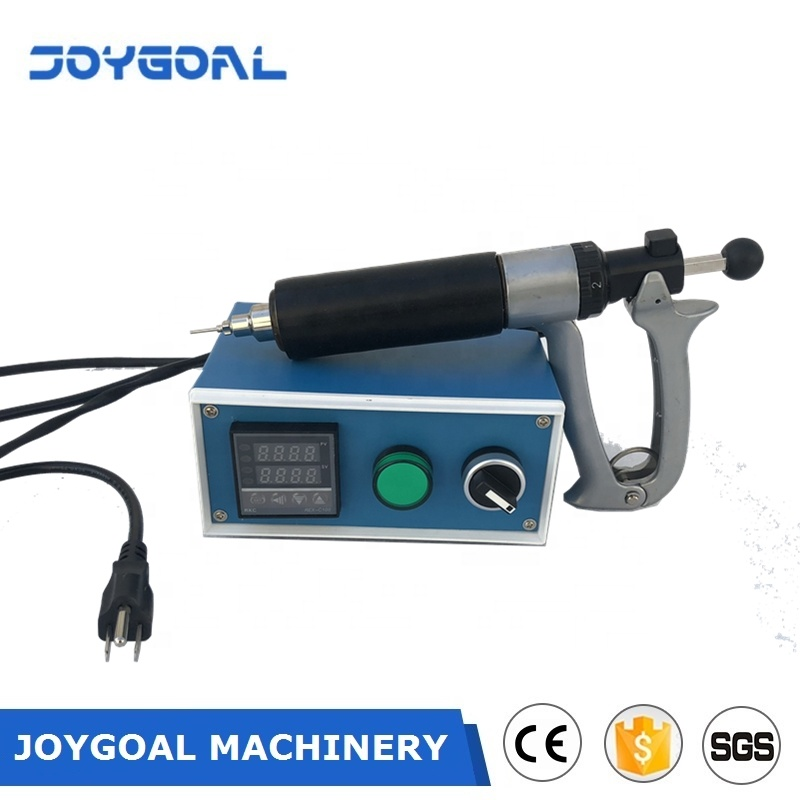 Shanghai Joygoal semi automatic 510 cbd oil fill machine cbd oil bottle fill machine