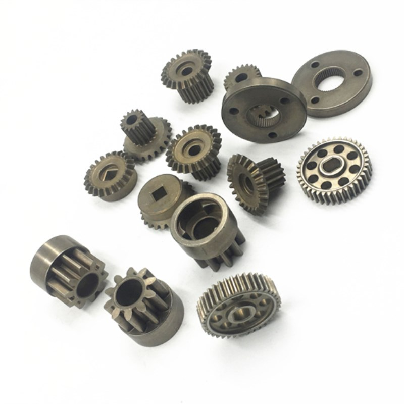 OEM High Precision Metal Injection Molding Parts MIM / PM Powder Metallurgy <strong>Gear</strong>