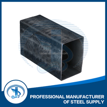 Hot rolled welded steel pipe dimensions square hollow section
