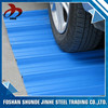 China supplier foshan roof sheets price per sheet steel material roofing sheet for construction material