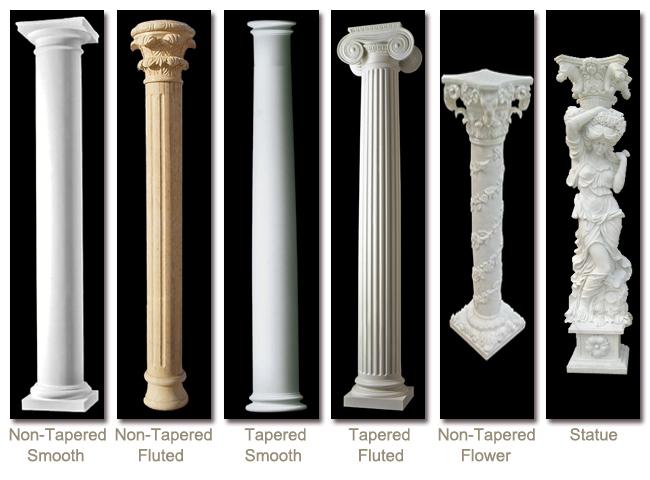 Stone Columns On Front Porch Vp 002cr Buy Stone Columns