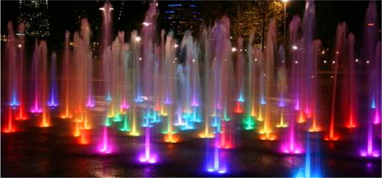 Electronic program control system,Fountain equipment dancing music water fountain controller