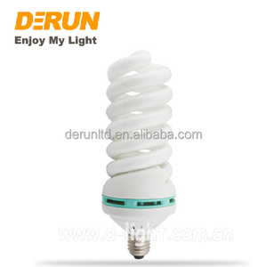 Spiral Light Bulb 65W High Power 3100LM Full Spiral Long Lifetime ESL , CFL-HIGH