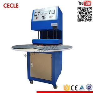 Semi-automatic blister sealing machine for blister pack for toys for small business