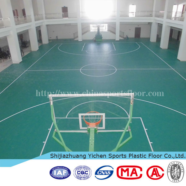 for Indoor basketball court cost