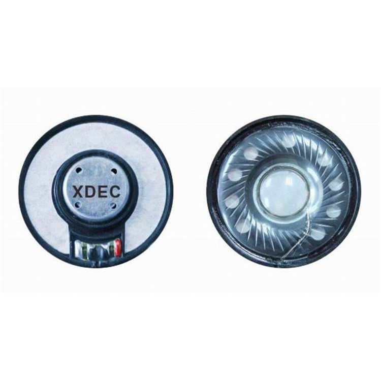 wholesale 50mm Silver diaphragm speaker for headphone