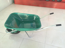 the new-style stainless steel wheelbarrow WB3800