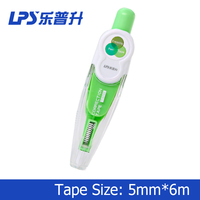 Retractable Type Refillable Tape Correction Pen No.T-9759