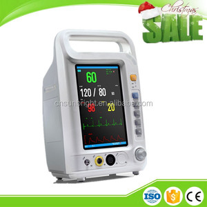 "100% payment protection 7.0""LCD Multi- Parameter monitor patient with trande assurance payment term"