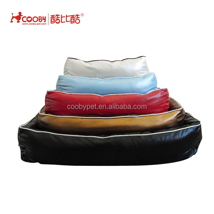 COO-2083-2 2015 pet product luxury handmade large dog bed, bed for dog