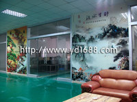 wall paper 3d mural landscape printing machine 3d wallpaper printers full colors