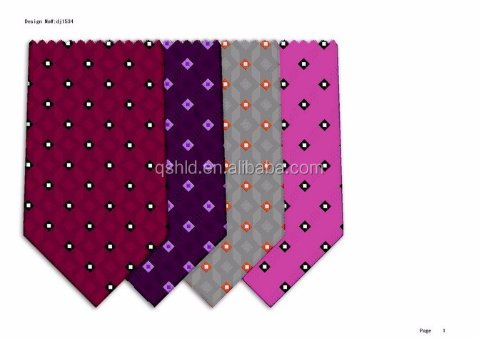 100% Microfiber Necktie for Men ,Diamond-Patterned , Square-Patterned,Designer <strong>Ties</strong>
