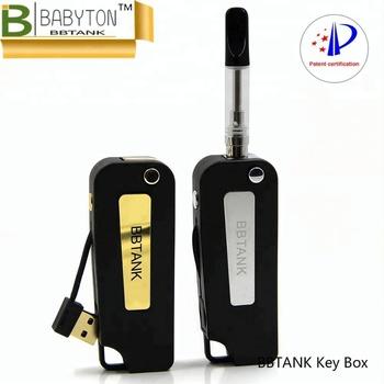 Bbtank Bcc-2 Big Vapor 510 Pyrex Glass Cartridge Oil Cartridge Vape Pen 510  Metal Glass Cartridge Empty 1ml  5ml - Buy Glass Vape Cartridge,Metal